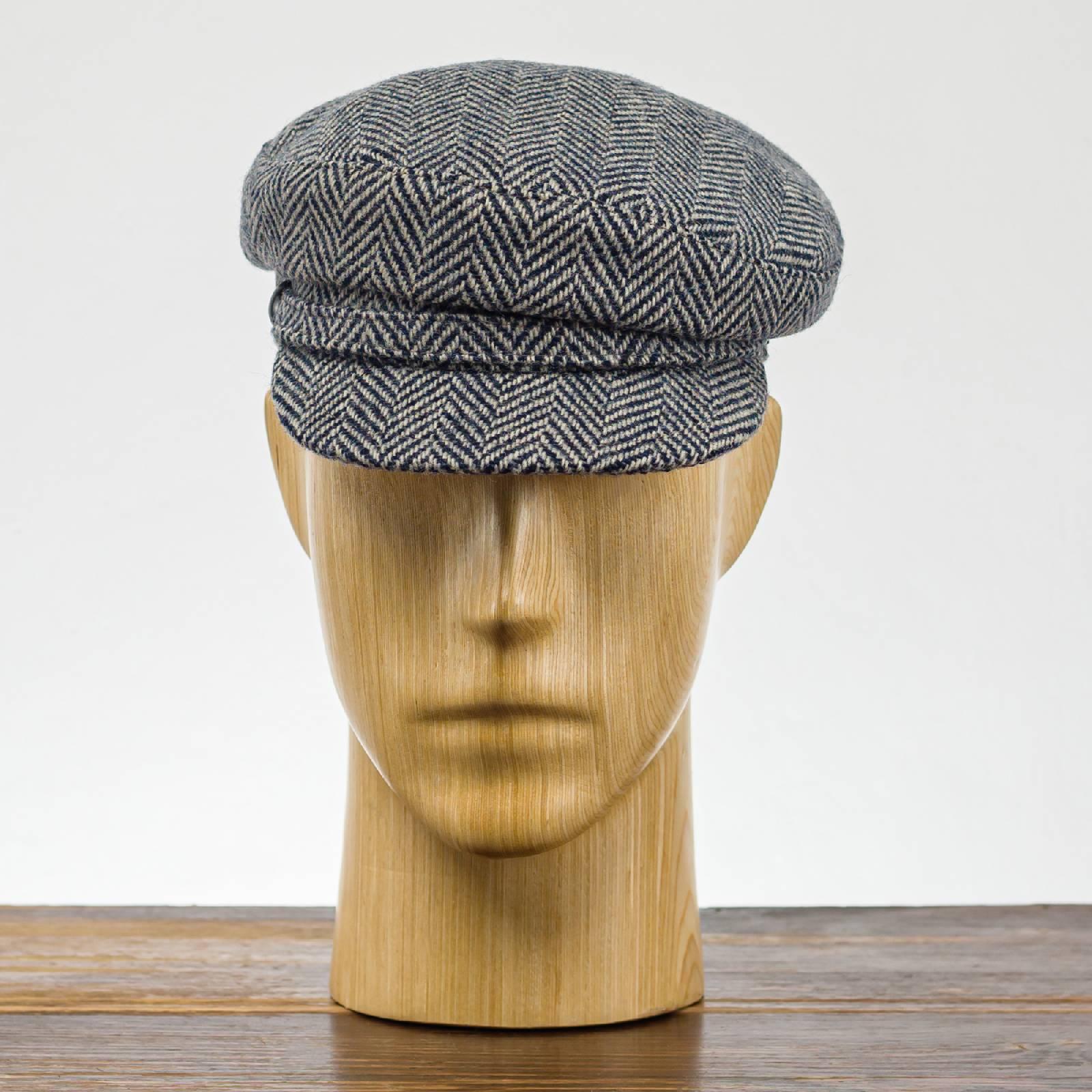 Pireus - Mütze mit schirm, Segelhüte, damenmütze, mützen für männer