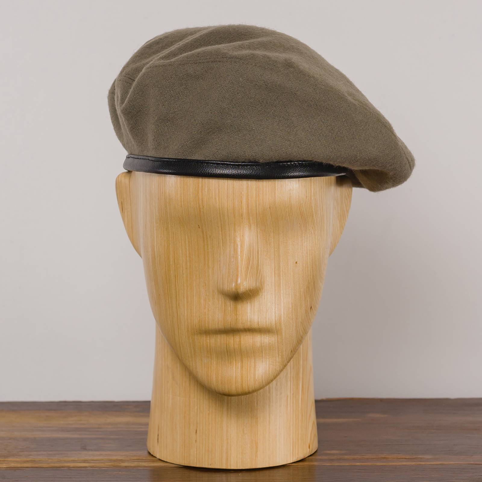 Sosabowski Replica Baskemütze - grau - khaki - männer mütze - loden