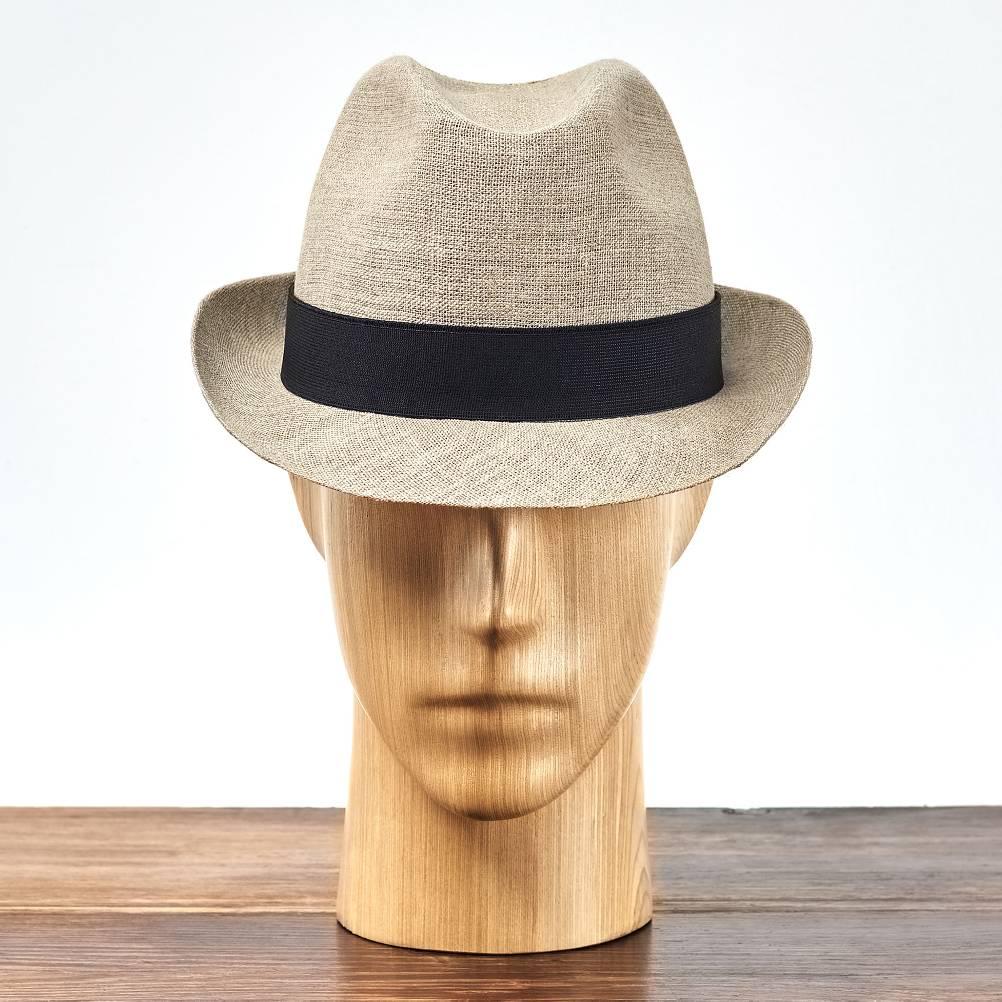 Letnie kapelusze ludowe dla kobiet i mężczyzn, beżowe i beżowe oraz białe lniane czapki
